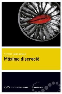 MAXIMA DISCRECIO