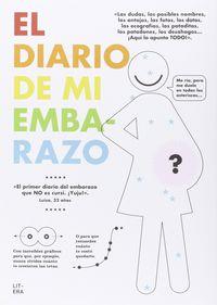 El diario de mi embarazo - Noelia Terrer Bayo / Carlos Rubio Canet