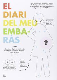 El diari del meu embaras - Noelia Terrer Bayo / Carlos Rubio Canet