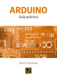 Arduino - Guia Practica - Byron O. Ganazhapa