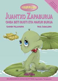 Juantxo Zapaburua Ohea Beti Busti Eta Makur Burua - Carmen Villanueva Rivero