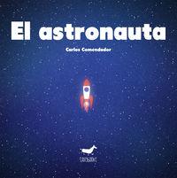 El astronauta - Carlos Comendador