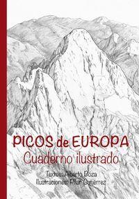 PICOS DE EUROPA - CUADERNO ILUSTRADO