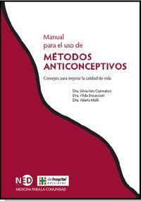 MANUAL PARA EL USO DE METODOS ANTICONCEPTIVOS