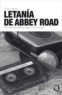 LETANIA DE ABBEY ROAD