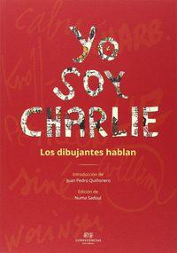 Yo Soy Charlie - Los Dibujantes Hablan - Numa Sadoul