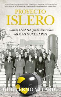 Proyecto Islero - Guillermo Velarde