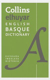 COLLINS ELHUYAR EUS / ING - ING / EUS HIZTEGIA