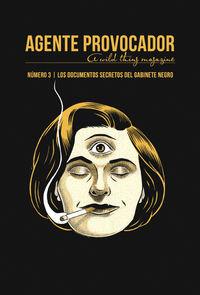 agente provocador 3 (a wild thing magazine) - Aa. Vv.