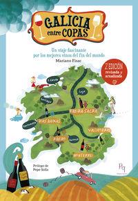 (2 Ed) Galicia Entre Copas - Mariano Fisac