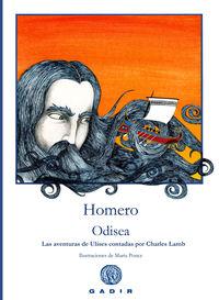 odisea - Homero / Marta Ponce (il. )
