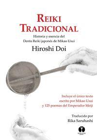 reiki tradicional - Hiroshi Doi / Mikao Usui