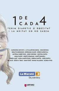 2015 EL LLIBRE DE LA MARATO - DIABETIS I OBESITAT
