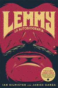 Lemmy - La Autobiografia - Ian Kilmister / Janiss Garza