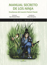 Manual Secreto De Los Ninja - Manga - Sean Michael Wilson