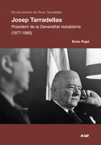 JOSEP TARRADELLAS - PRESIDENT DE LA GENERALITAT (1977-1980)