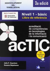 (3 ED) ACTIC - NIVELL 1 - BASIC
