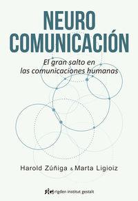 NEUROCOMUNICACION - EL GRAN SALTO EN LAS COMUNICACIONES HUMANAS