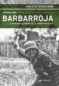 Operacion Barbarroja - Christer Bergstrom