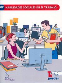 Habilidades Sociales En El Trabajo - Maria Peralta