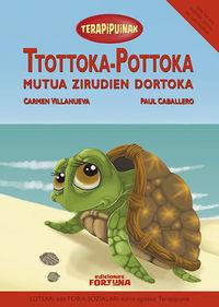 Ttottoka-Pottoka - Mutua Zirudien Dortoka - Carmen Villanueva Rivero