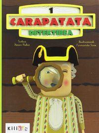 CARAPATATA DETEKTIBEA - 1