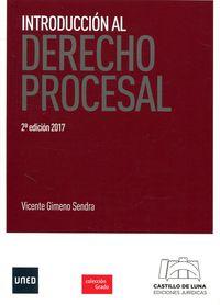 (2 ED) INTRODUCCION AL DERECHO PROCESAL