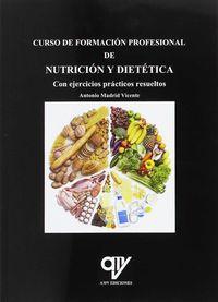 CURSO DE FORMACION PROFESIONAL DE NUTRICION Y DIETETICA