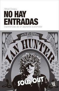 No Hay Entradas - Alfred Crespo Andres