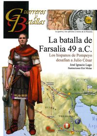 BATALLA DE FARSALIA, LA (49 A. C. )