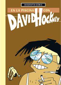 David Hockneye - En La Piscina Con - Willi Bloss
