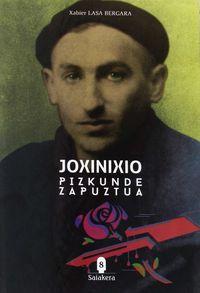 JOXINIXIO, PIZKUNDE ZAPUZTUA - ETA XX. MENDEKO BERTSOLARITZA ANDOAINEN