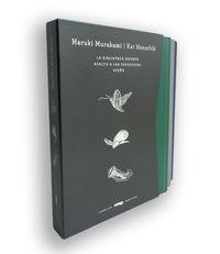 TRILOGIA HARUKI MURAKAMI - BIBLIOTECA SECRETA, LA / ASALTO A LAS PANADERIAS / SUEÑO