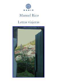 Letras Viajeras - Manuel Rico