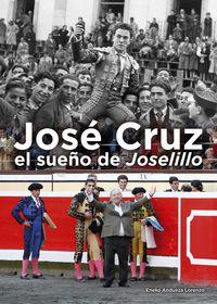 JOSE CRUZ - EL SUEÑO DE JOSELILLO