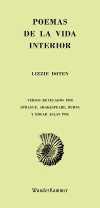 Poemas De La Vida Interior - Lizzie Doten