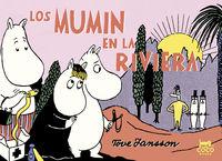 Los mumin en la riviera - Tove Jansson