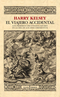 El viajero accidental - Harry Kelsey