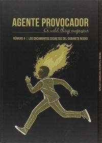 agente provocador 4 (a wild thing magazine) - Aa. Vv.