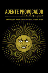 agente provocador 6 (a wild thing magazine) - Aa. Vv.