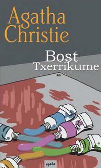 bost txerrikume - Agatha Christie