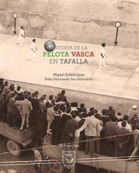 HISTORIA DE LA PELOTA VASCA EN TAFALLA