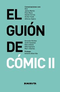 GUION DE COMIC II, EL