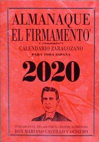 2020 - ALMANAQUE - EL FIRMAMENTO