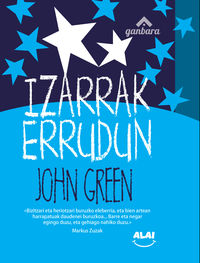 izarrak errudun - John Green