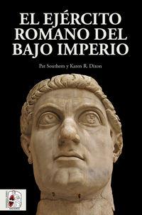 EJERCITO ROMANO DEL BAJO IMPERIO, EL