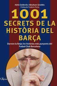 1001 SECRETS DE LA HISTORIA DEL BARÇA