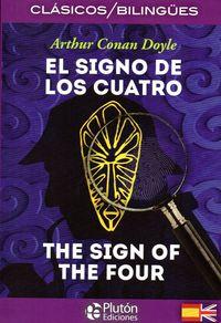 SIGNO DE LOS CUATRO, EL = SIGN OF THE FOUR, THE