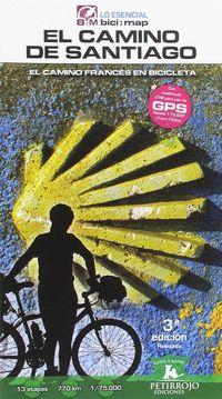 El (3 ed) camino de santiago - Bernard Datcharry / Valeria H. Mardones