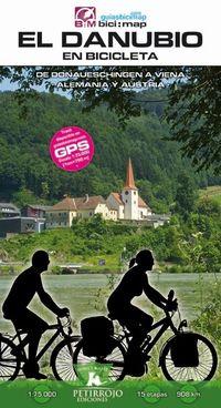 danubio en bicicleta, el - de donauechingen a viena - Valeria Horvath Mardones / Bernard Datcharry Tournois